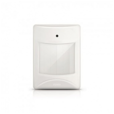 Judesio jutiklis ZIPATO Motion sensor with temperature sensor Z-Wave + ZIPATO ZIP-ZP3102 White