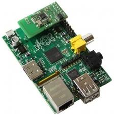 RaZberry Z-Wave išplėtimo modulis skirtas Raspberry PI