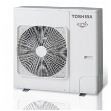 Šilumos siurblio oras/vanduo Toshiba Estia išorinė dalis Q=8,78 kW