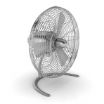 Stalinis ventiliatorius CHARLY LITTLE C040E