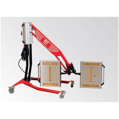 Infraraudonųjų spindulių džiovintuvas IRT 3-1 PcD 400V