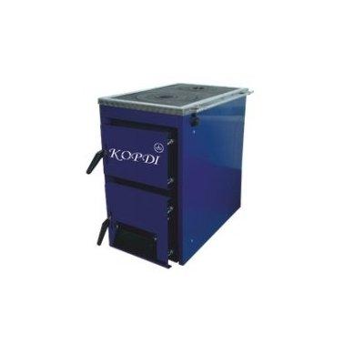 Kieto kuro katilas-viryklė, KORDI 16 kW (KORDI-10S)