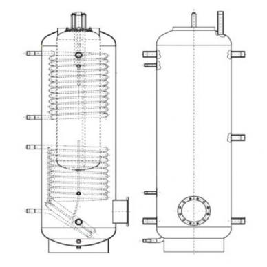 Akumuliacinė talpa NADO v6 2