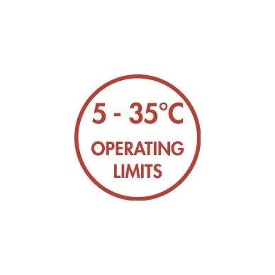 ARGO MINIMAL WEEK konvekcinis elektrinis radiatorius 9