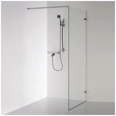 Berėme dušo sienelė 1000x1900 mm skaidrus st.