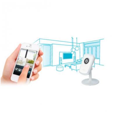 Belaidė internetinė kamera D-Link DCS-930L 4