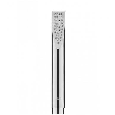 BISEL rankinė dušo galva su lietaus srove, chromuota 2