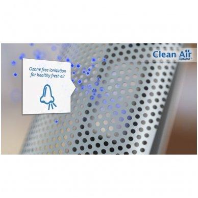 CLEAN AIR CA-508 oro valytuvas - jonizatorius  (SU UV IR HEPA) 7