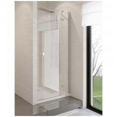 Dušo durys NEW TRENDY MODENA 100 dešininės, skaidrus stiklas