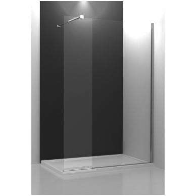 Dušo kabina WALK G/1000/2026 LH Transparent
