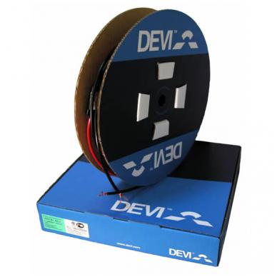 Elektrinio šildymo kabelis DEVI DSIG-20