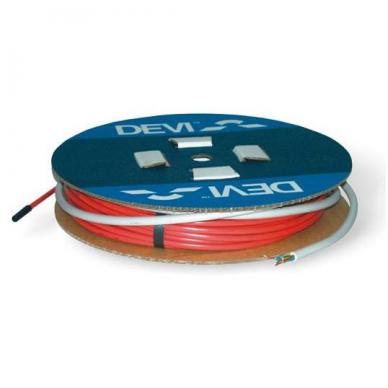 Elektrinio šildymo kabelis DEVI DTIP-18
