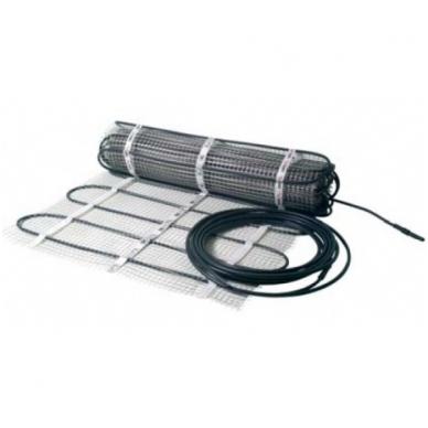 Elektrinio šildymo kilimėlis DEVI DTIK-300/400V