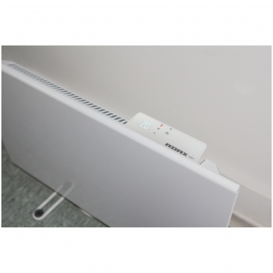 Elektrinis radiatorius NEO H KWT WiFi Baltas 2