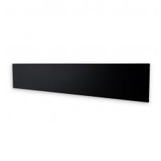 GLAMOX Heating H40 L WT konvekcinis elektrinis radiatorius WIFI juodas