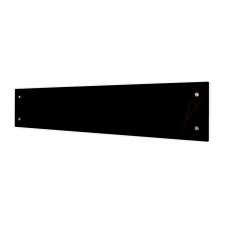 GLAMOX Heating H60 L DT konvekcinis elektrinis radiatorius juodas