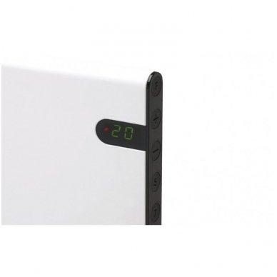 GLAMOX Heating H30 H KDT konvekcinis elektrinis radiatorius baltas 2