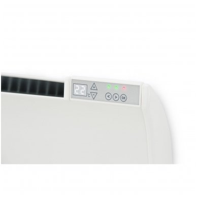 GLAMOX Heating TPA konvekcinis elektrinis radiatorius  2