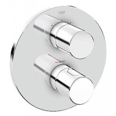 Grohtherm 3000 Cosmopolitan potinkinio dušo/vonios termostato virštinkinė dalis