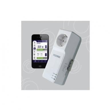 GSM valdiklis ADAX SET Switch