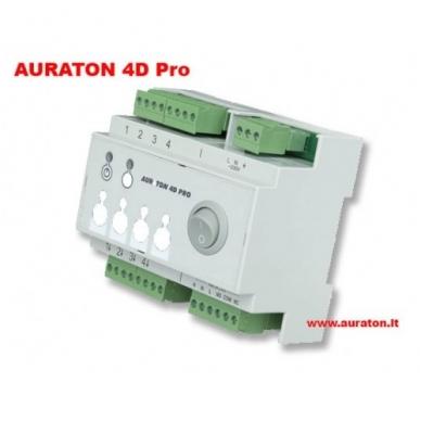 Laidinė šildymo sistemos valdymo centralė Auraton 4D Pro