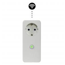 Mill WIFI lizdas su integruotu termostatu