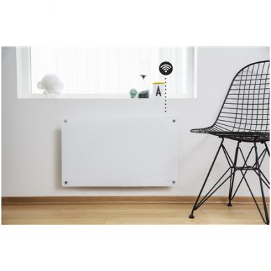 Mill Glass AV600WIFI elektrinis radiatorius/šildytuvas 3
