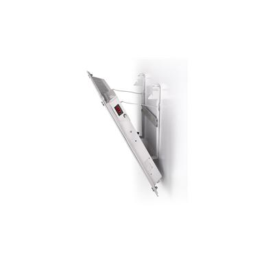 Mill Glass MB1000DN elektrinis radiatorius/šildytuvas 4