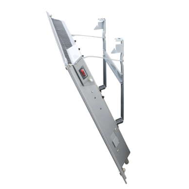 Mill Glass MB1200DN G elektrinis radiatorius 5