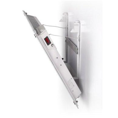 Mill Glass MB1200DN G elektrinis radiatorius/šildytuvas 4
