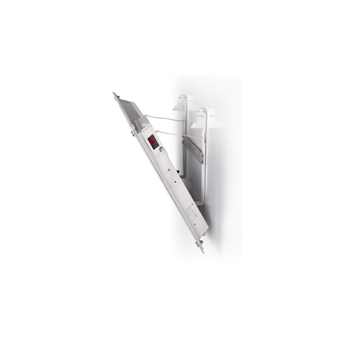 Mill Glass MB900DN elektrinis radiatorius 3