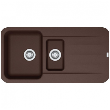 Plautuvė PBG 651 su eksc. ventiliu ir indu, šokoladas