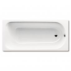 Plieninė vonia SANIFORM PLUS STAR 180X80 su skylutėmis rankenoms,balta