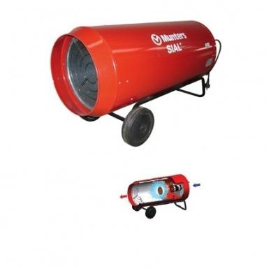 Pramoninis dujinis šildytuvas ARG 100AE