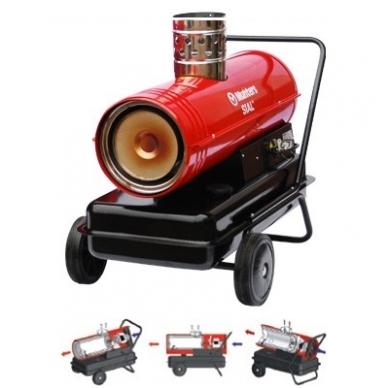 Pramoninis dyzelinis šildytuvas GRY-I 40
