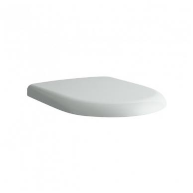 PRO NEW WC dangtis UNIVERSAL, Slow close, tinka 8.2095.6, greitai nuimamas, antibakterinis, baltas