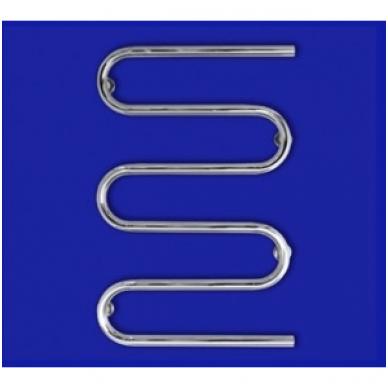 Rankšluosčių džiovintuvas nerūdijančio plieno (NP) 3/4 5bangų siauras sr.išor.