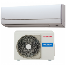 Šilumos siurblys Toshiba Super Daiseikai 8 Arctic 2.5/3.2kW