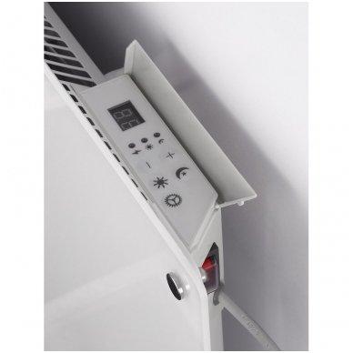 Mill Glass MB600DN  Elektrinis radiatorius/šildytuvas PILKAS 3