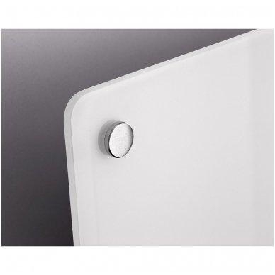Mill Glass MB800L DN elektrinis radiatorius/šildytuvas 2