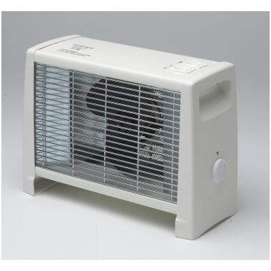 ADAX VV9 T šildytuvas su ventiliatoriumi