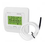 Skaitmeninis patalpų termostatas grindiniam šildymui PT712 EI
