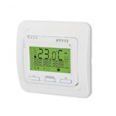 Skaitmeninis patalpų termostatas grindiniam šildymui PT713