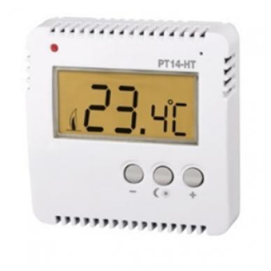 Skaitmeninis patalpų termostatas PT14 HT