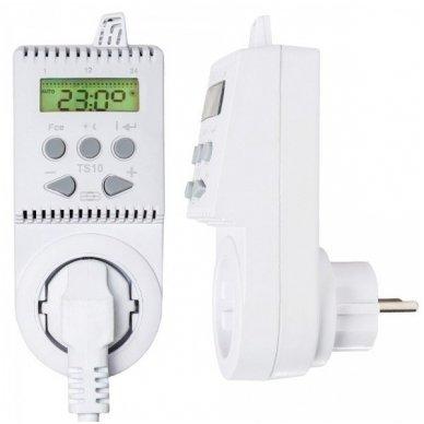 Skaitmeninis termostatas TS10