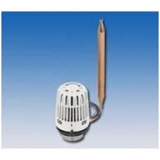 Termostatinė galvutė vandens šildytuvo valdymui su nuotoliniu jutikliu TA HYDRONICS K