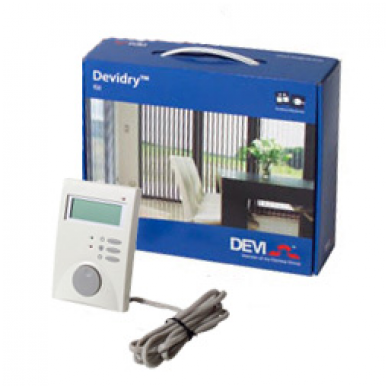 Termostatas DEVI Devidry Kit-100 (virštinkinis)