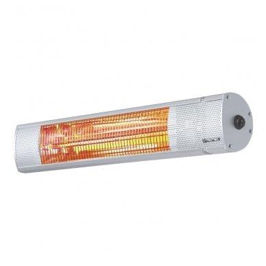 TROTEC IR 2010 halogeninis infraraudonųjų spindulių šildytuvas 2