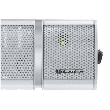 TROTEC IR 2050 halogeninis infraraudonųjų spindulių šildytuvas 2