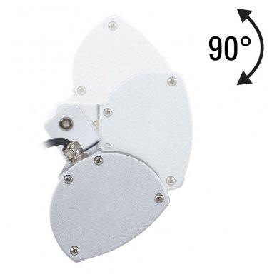 TROTEC IR 2050 halogeninis infraraudonųjų spindulių šildytuvas 4